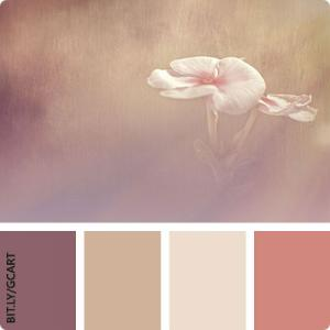 Artwork Color Palette - Aistra